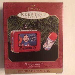 1999 Hallmark Howdy Doody ornament